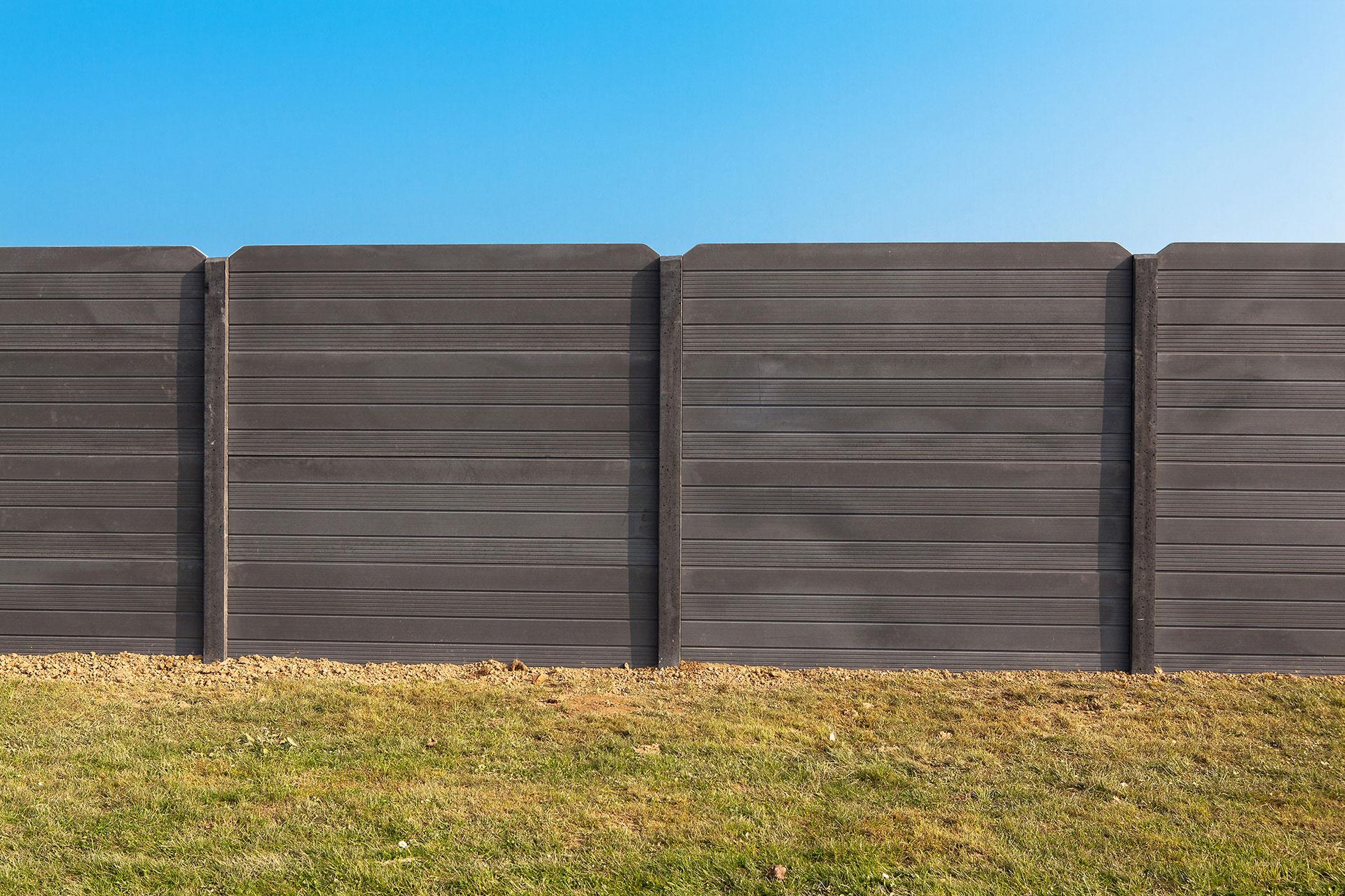 Rousseau Clôtures - Spécialiste en fabrication de clôture béton
